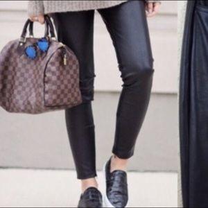 1e914a361d691 Abs Platinum Pants | Faux Leather Leggings | Poshmark